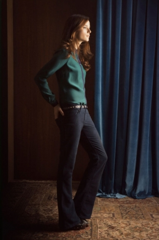 Massimo Dutti December 2011 Lookbook
