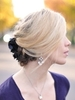 New Year's Braided Updo Hairstyle Idea