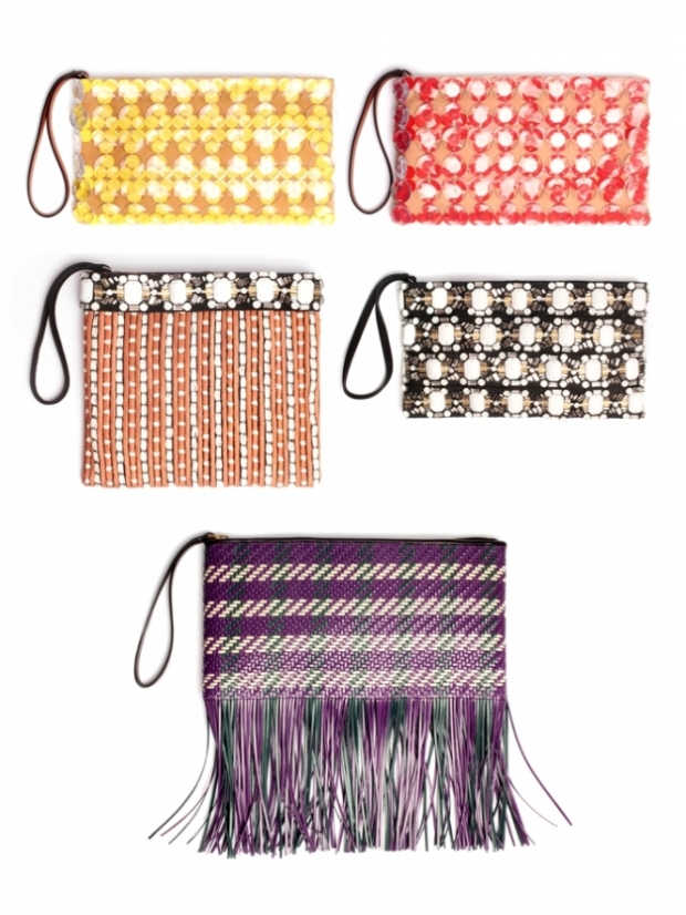 Marni Spring 2012 Clutches