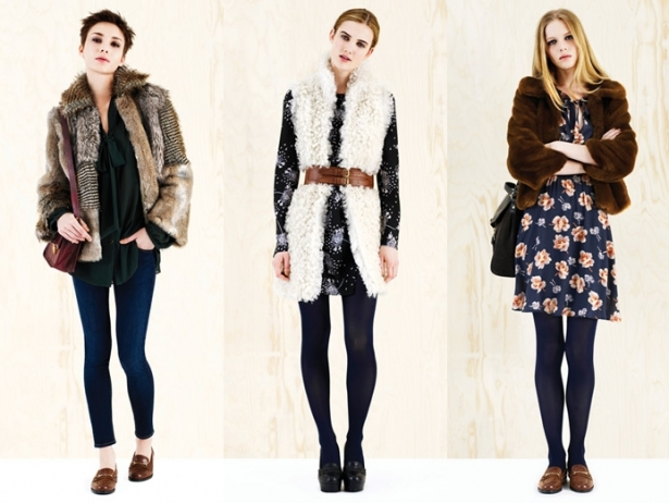 Warehouse Fall/Winter 2011-2012 Lookbook