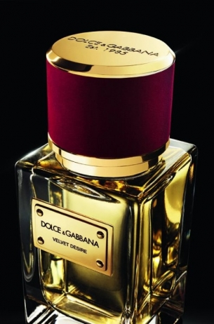 Dolce and Gabbana New Velvet Fragrances