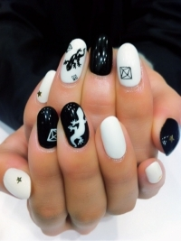 Super Fun Nail Art Ideas 2012