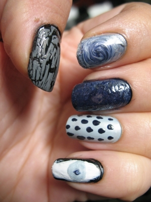 Stylish DIY Nail Art Designs