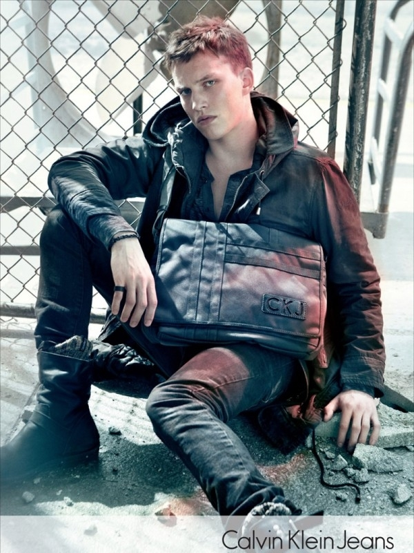 Calvin Klein Jeans & Accessories Fall/Winter 2011-2012 Campaign