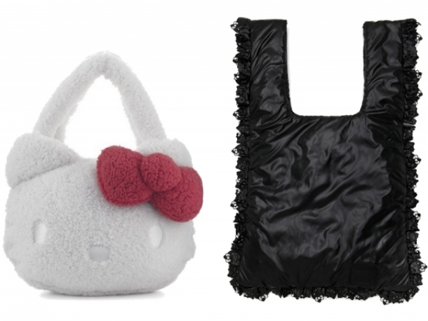 Ete! x Hello Kitty Bags