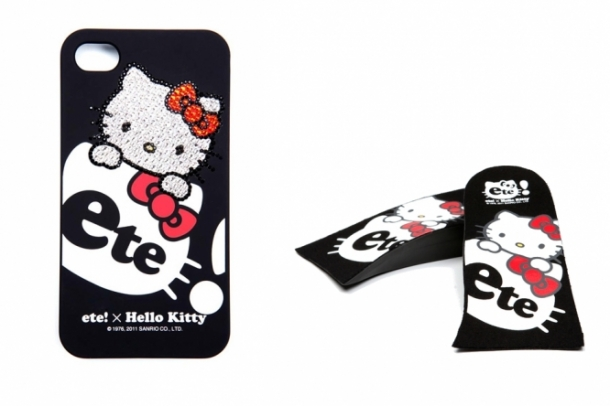 Ete! x Hello Kitty iPhone Case and Height Increase Insoles