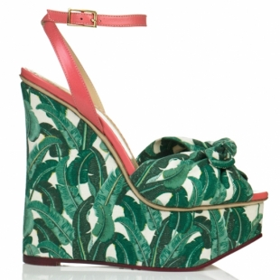 Charlotte Olympia Spring 2012 Shoes