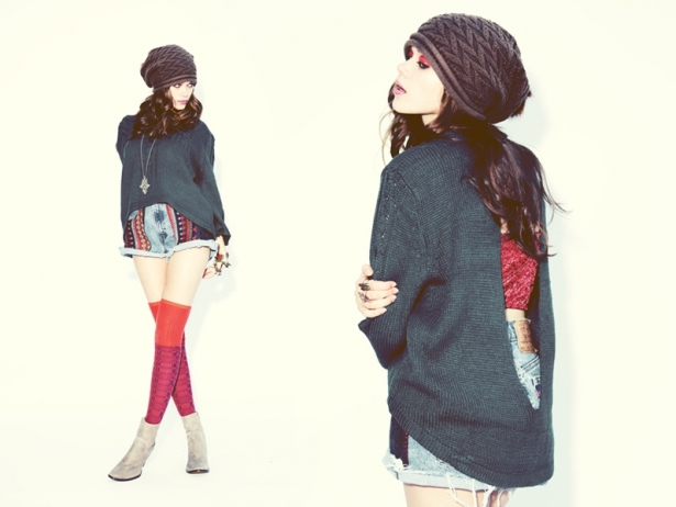 LF Stores Winter 2011 Lookbook