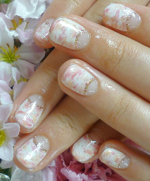 On-Trend Nail Art Designs 2012.