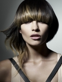 Refined Medium Haircut Ideas