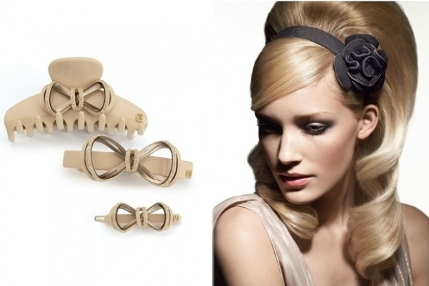 Alexandre de Paris Hair Accessories Winter 2011