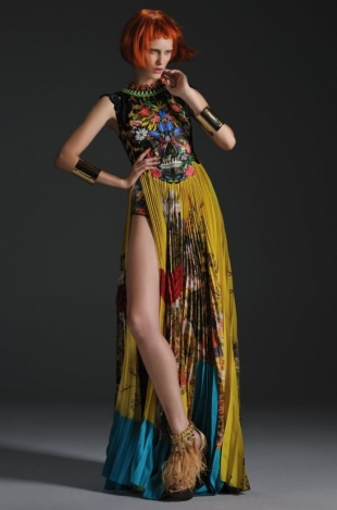 Gaetano Navarra Spring 2012 Collection