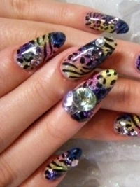 Amazing New Nail Art Ideas