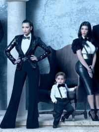 The Kardashians Reveal 2011 Christmas Card