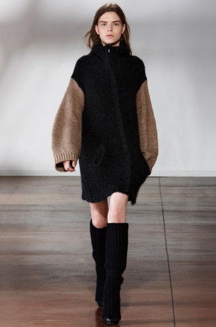 Stefanel Fall/Winter 2011 Lookbook
