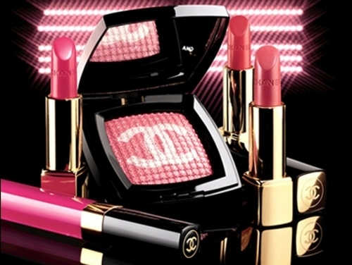 Chanel Knightsbridge Makeup Collection