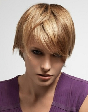 hair styles with buns layered haircut ideas 2012 6284