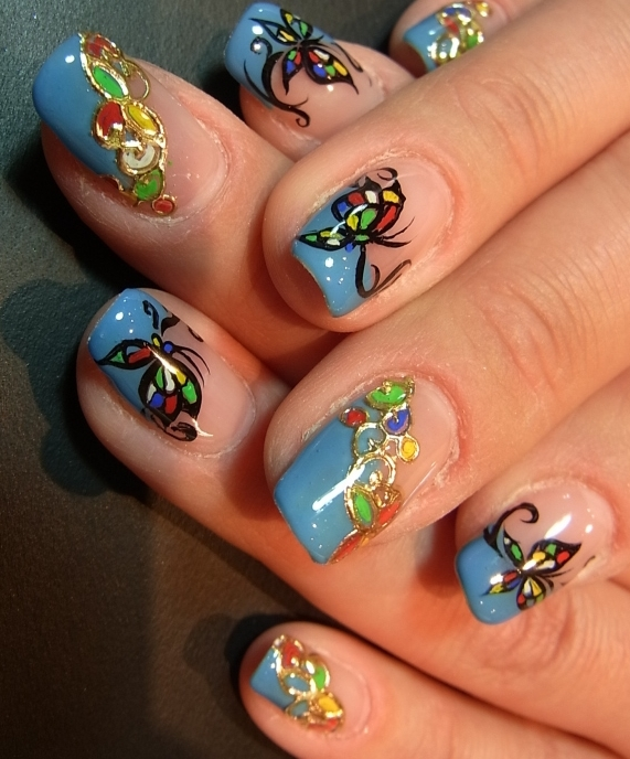 Nail Art: High-Impact Nail Art Ideas