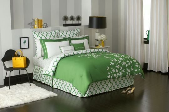 Kate Spade Decorating Tips: Kate Spade New York Home Collection 2011