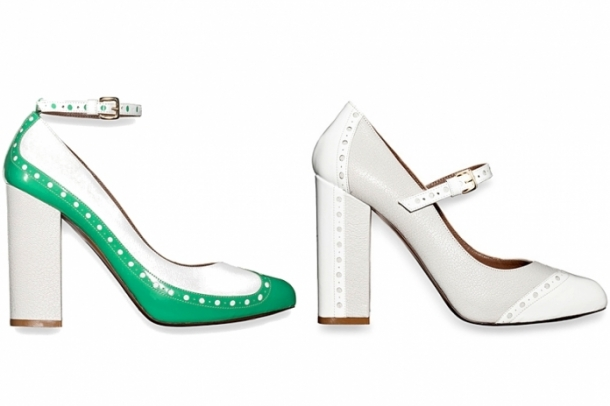 Marni Spring 2012 Shoes