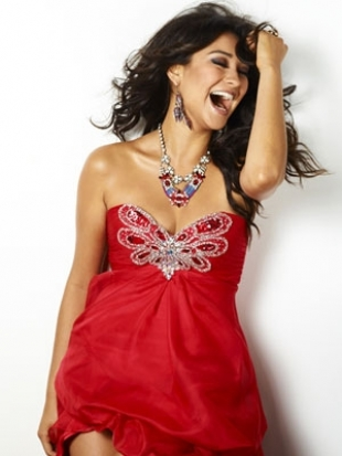 Shay Mitchell Covers Seventeen Prom 2012 Issue