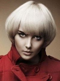 Beautiful Medium Bob Haircuts 2012