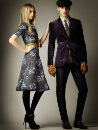 Burberry Prorsum Pre-Fall 2012 Collection