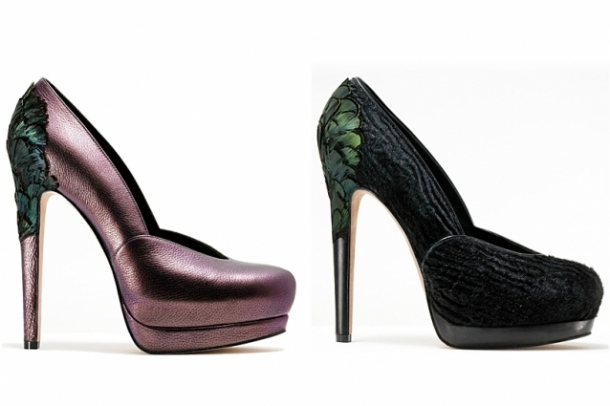 Gaetano Perrone Winter 2012 Shoes