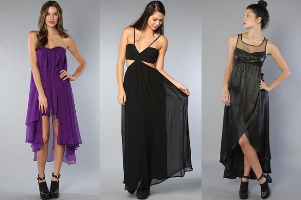 New Years Party Maxi Dresses