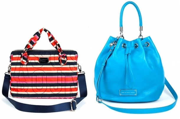 Marc by Marc Jacobs Spring 2012 Bags