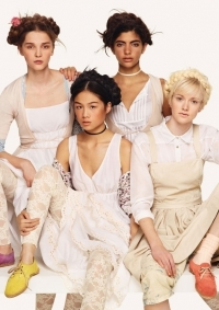 United Colors of Benetton Spring 2011 Lookbook