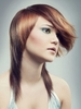 Razor Cut Medium Hairstyles