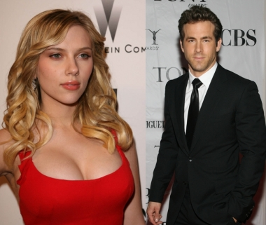 Ryan Reynolds and Scarlet Johansson <br />This celebrity couple shocked everyone when they decided to tie the knot in a private ceremony after dating only for one year. The two seemed madly in love but something took a wrong turn as they called it quits in 2010, after only 2 years of marriage. This Hollywood couple looked like they were the perfect match but time took it's tole and unfortunately the two ended up on separate paths.