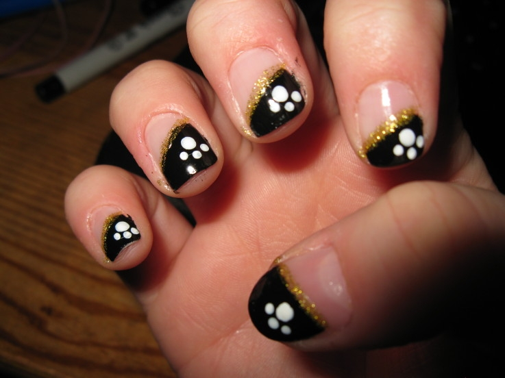 Pretty Party Nail Art Styles