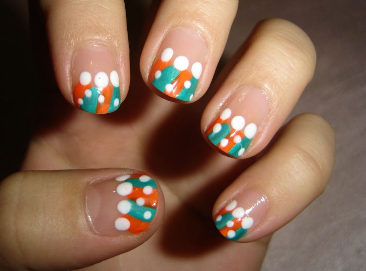 Pretty Party Nail Art Styles.