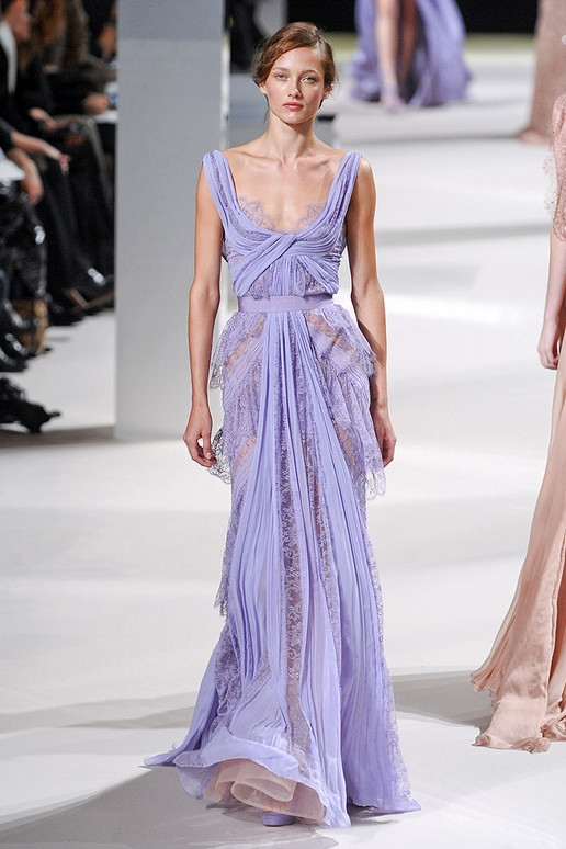 Ellie Saab Spring 2011 Haute Couture Collection