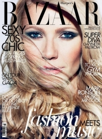 Gwyneth Paltrow in Harper's Bazaar UK March 2011