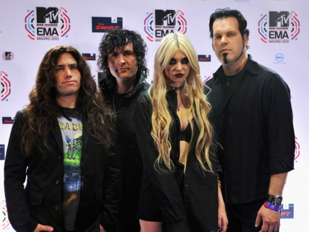 Taylor Momsen is a Workaholic
