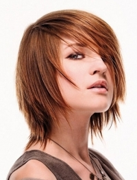Straight Layered Hair Styles