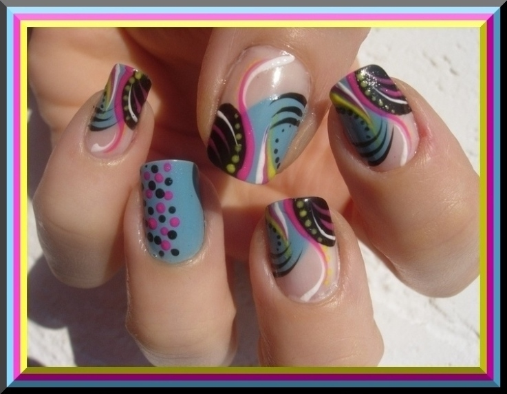Trendy Simple Nail Art Designs