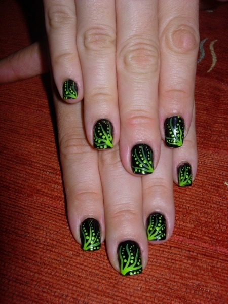 Cute Nail Designs For Emo : Maddyson roam fashionista s delight trendy  simple nail - Cute Nail Designs For Emo: Emo Nails By Tartofraises On Deviantart