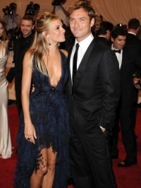 Jude Law and Sienna Miller Split Again