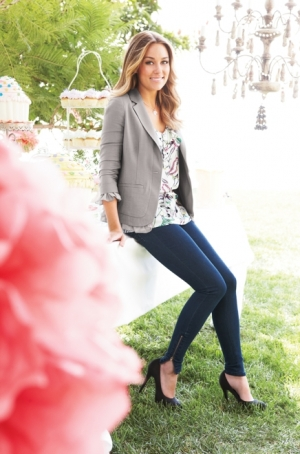 LC Lauren Conrad for Kohl's Spring 2011 Lookbook.