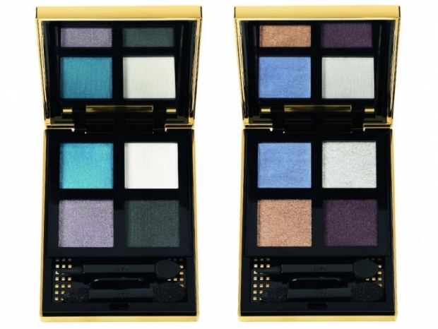 YSL Pure Chromatics Eyeshadow Quads