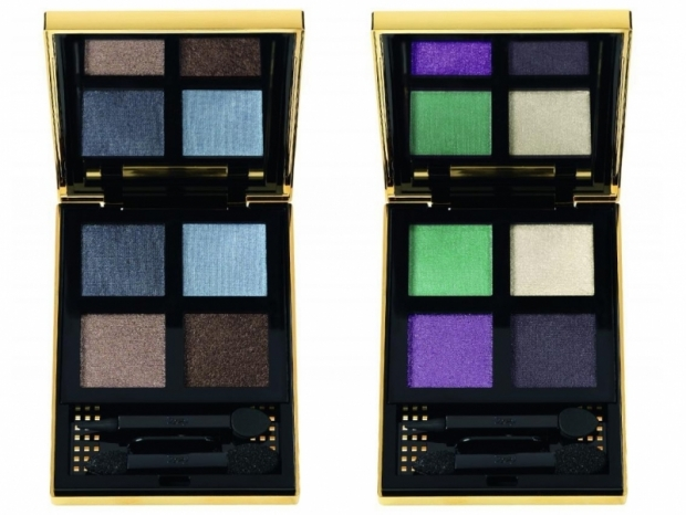 Yves Saint Laurent Pure Chromatics EYeshadows