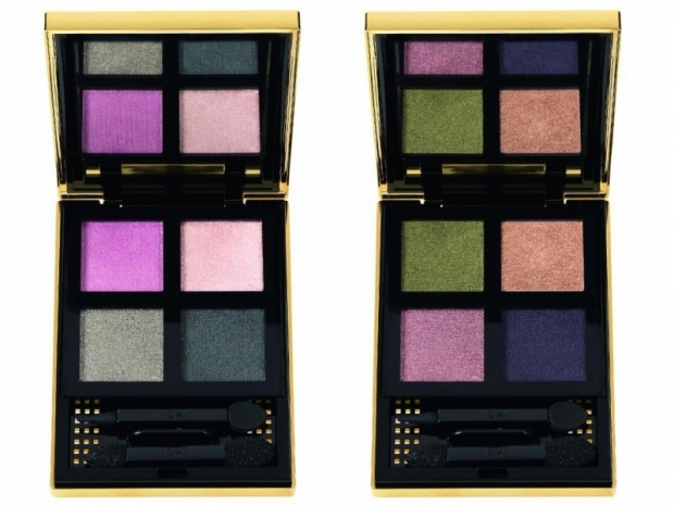 YSL Pure Chromatics Eyeshadow palettes