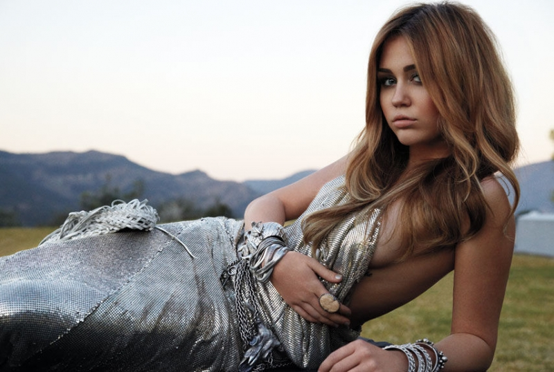 miley cyrus 2011. Miley also commented about the