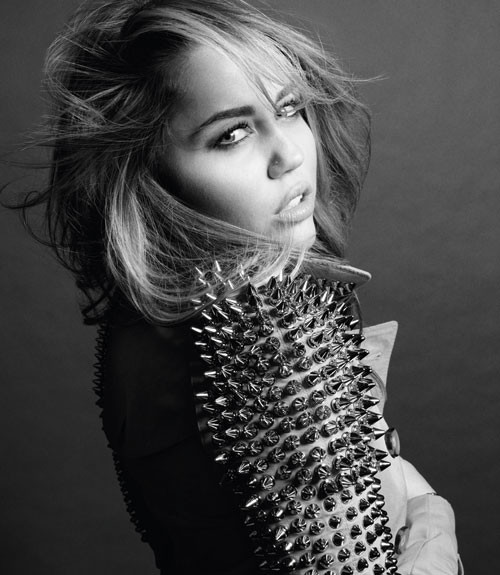 miley cyrus 2011. Miley Cyrus is Marie Claire#39;s