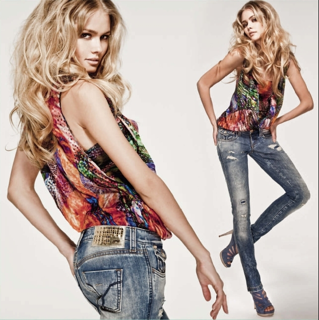Miss Sixty Jeans Spring 2011 Lookbook