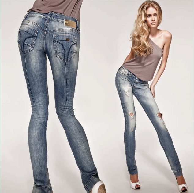 Miss Sixty Jeans Spring 2011 Lookbook.